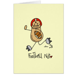 Football Nut T-shirts and Gifts Card