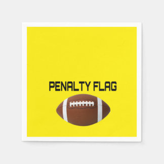 Football Penalty Disposable Napkins