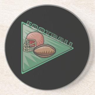 Football Pennant Coaster