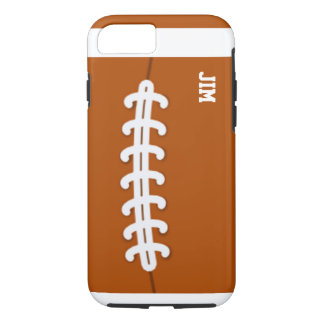 Football Personalized iPhone 7 Case