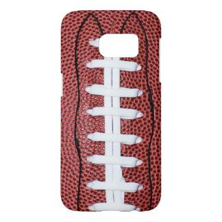 Football Photo Sports Fan Gift Theme Idea Samsung Galaxy S7 Case