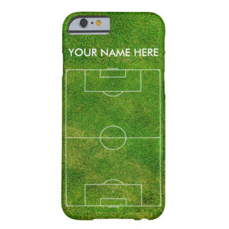 Football Pitch Customize iPhone 6 Case