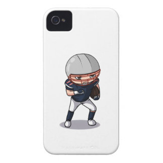Football player iPhone 4 cases