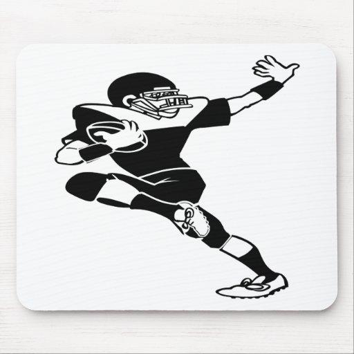 Football Player Mouse Mat