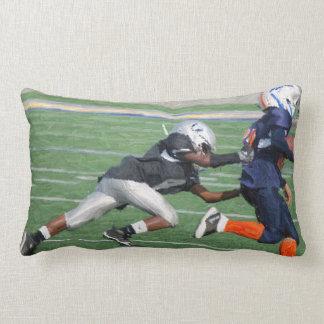 football players pillow