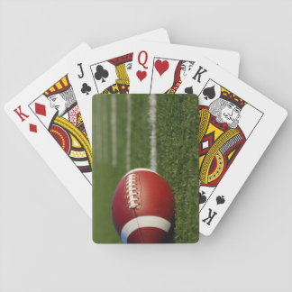 Football Playing Cards, Standard Index faces Poker Deck