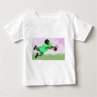 Football Reach Art Baby T-Shirt