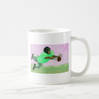 Football Reach Art Coffee Mug