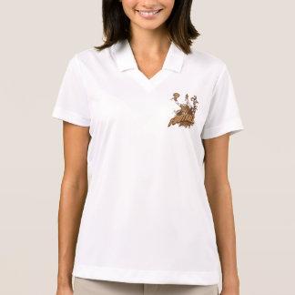 Football Rocks! Polo T-shirts