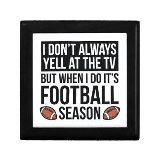 Football Season Gift Box