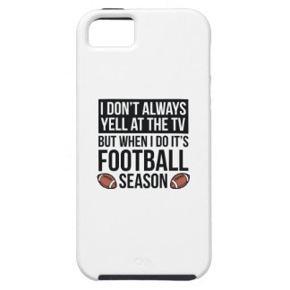 Football Season iPhone 5 Case
