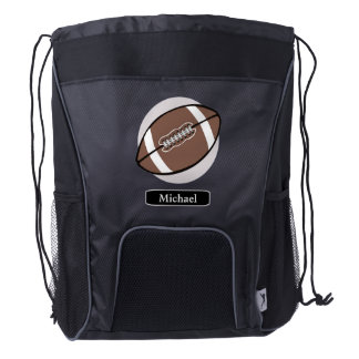 Football Silver Personalized