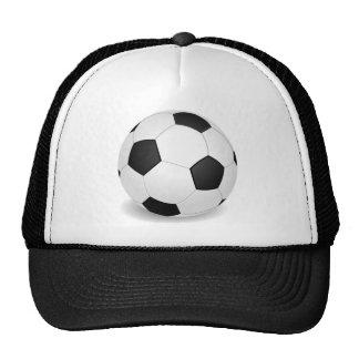 Football - Soccer Ball Casquettes
