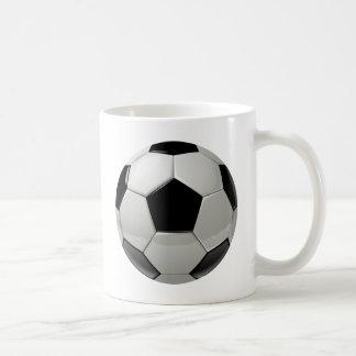Football Soccer Ball Coffee Mug