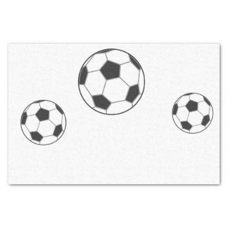 Football/Soccer Ball Tissue Paper