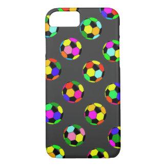 football - soccer balls pattern Case-Mate iPhone case
