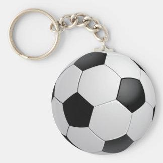 Football Soccer Keychain
