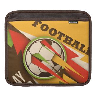 Football Soccer Sport Ball iPad Sleeves