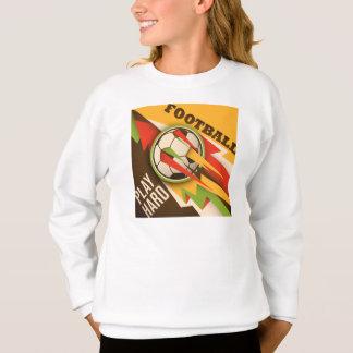Football Soccer Sport Ball Sweatshirt