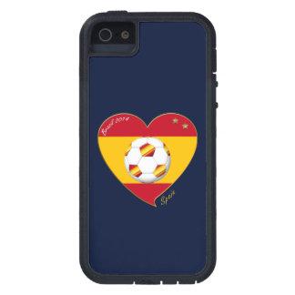 "FOOTBALL ""SPAIN"" Spanish Soccer Team SPAIN SOCCER iPhone 5 Covers"