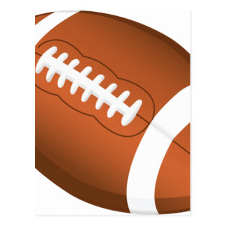 Football Sports Ball Team Game Playing Stars Coach Post Cards
