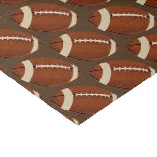 Football sports pattern tissue paper