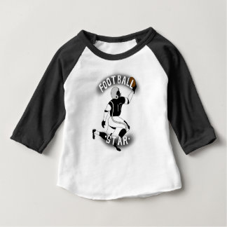 Football Star Tshirt for Baby