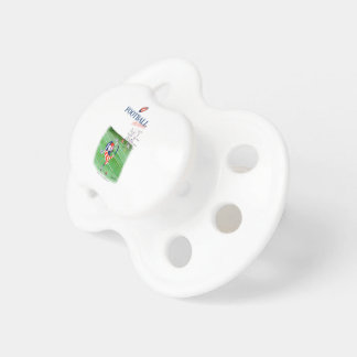 Football stay focused, tony fernandes pacifier
