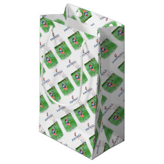 Football stay focused, tony fernandes small gift bag