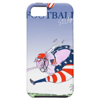 Football steamroller, tony fernandes iPhone 5 case