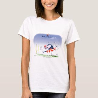 Football steamroller, tony fernandes T-Shirt