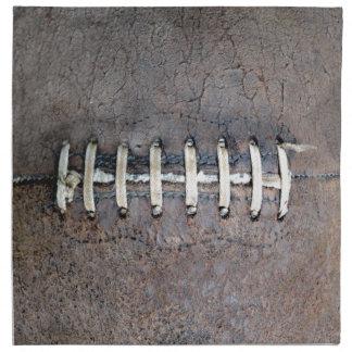 Football Strings horizontal Printed Napkins