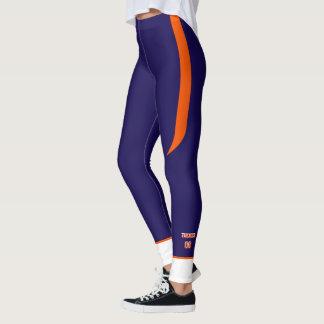 Football Style Leggings
