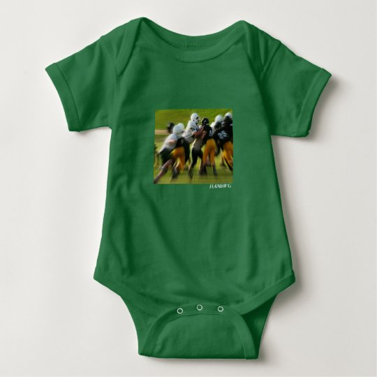 Football T-Shirt or Snap T - HAMbWG