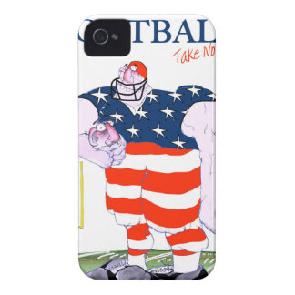 Football take no prisoners, tony fernandes iPhone 4 cover