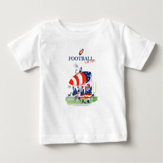 Football team work, tony fernandes baby T-Shirt