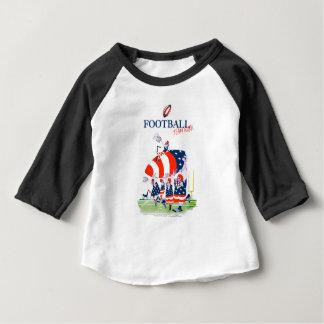Football team work, tony fernandes baby T-Shirt