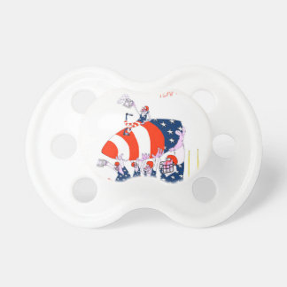 Football team work, tony fernandes pacifier