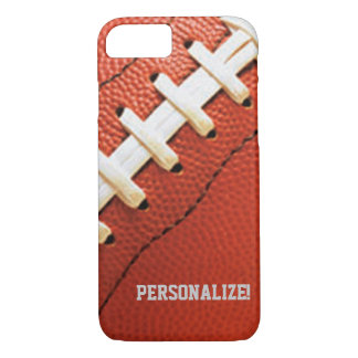 Football Texture Personalized iPhone 7 case