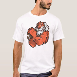 Football Tiger T-Shirt