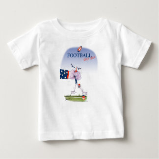Football touch down, tony fernandes baby T-Shirt