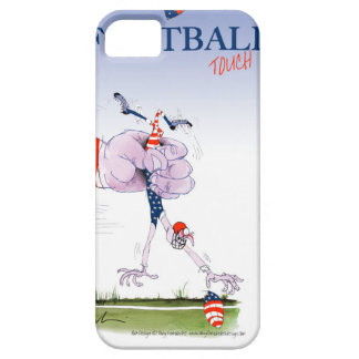 Football touch down, tony fernandes iPhone 5 cases
