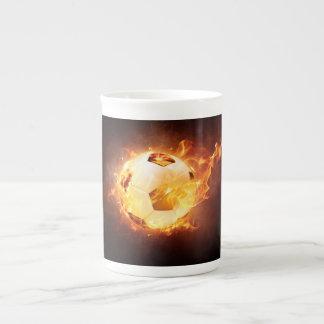 Football under Fire, Ball, Soccer Tea Cup