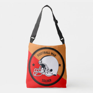 Football Warrior Crossbody Bag