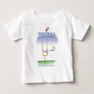 Football wash day, tony fernandes baby T-Shirt