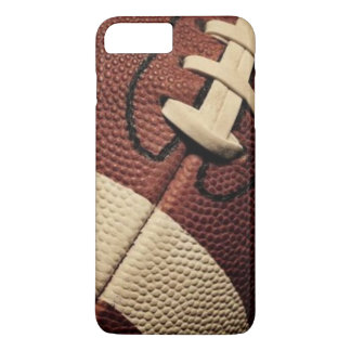 Football with laces iPhone 7 plus case