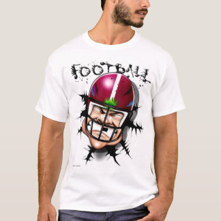 Football, You Bet!!! T-Shirt
