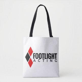 Footlight Acting Tote Bag