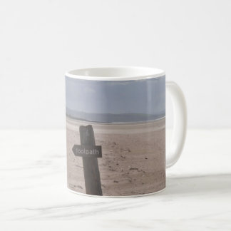 Footpath Signpost Coffee Mug