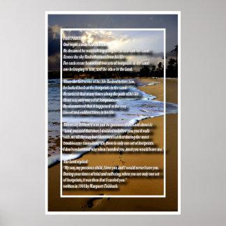 Footprint-3 Poster